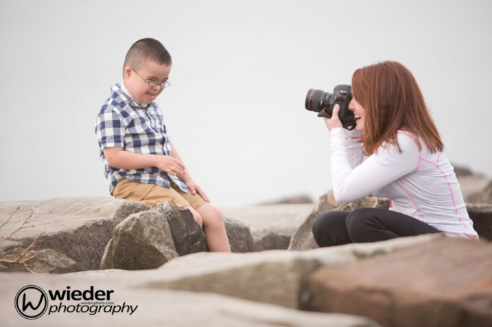 Behind the Scenes | Family Photography