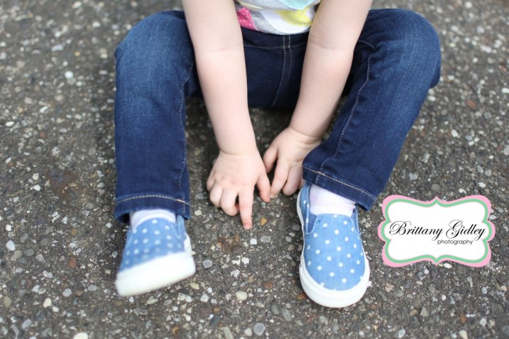 Cleveland Toddler Photography | Brittany Gidley Photography LLC