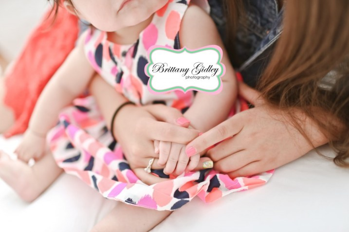 7 Month Baby | Brittany Gidley Photography LLC