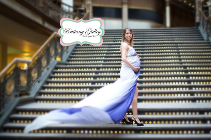 Cleveland Pregnancy Photography | Brittany Gidley Photography LLC