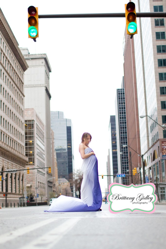Pregnancy Photo Shoot | Brittany Gidley Photography LLC
