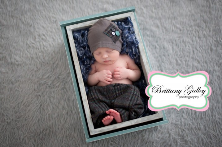 Newborn Photographer | Brittany Gidley Photography LLC