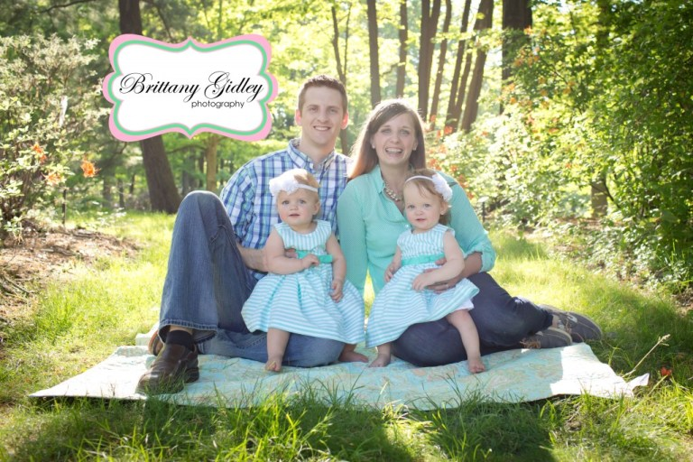 12 Month Portrait Session | Brittany Gidley Photography LLC