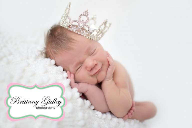 Newborn Baby Photographer | Brittany Gidley Photography LLC