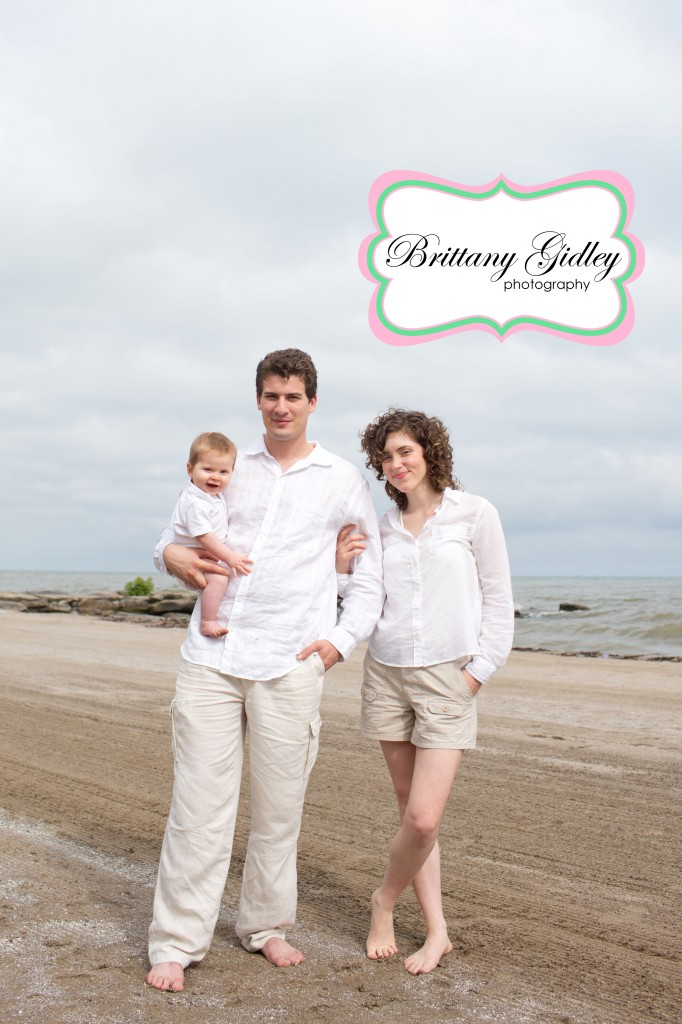Perfect Family Pose | Family Picture Ideas | Beach Session | Baby Feet | Family Photographer | Brittany Gidley Photography LLC
