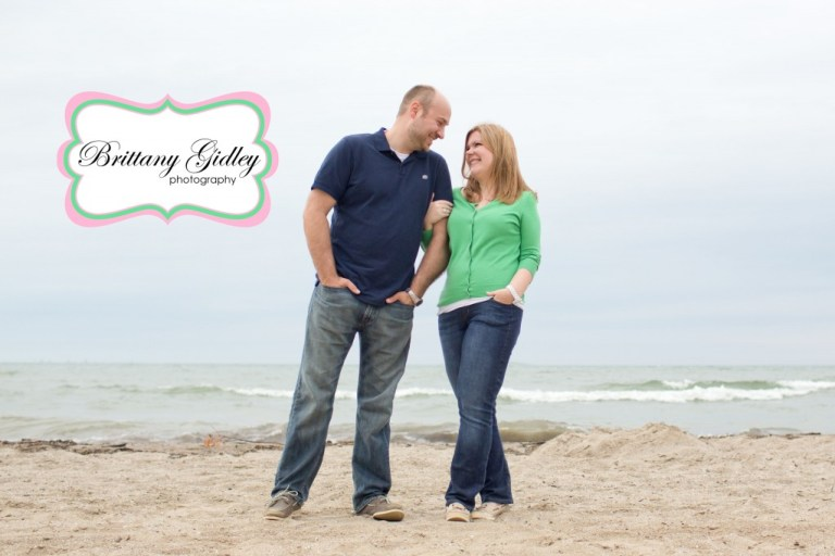 Family Lake Photography Session | Brittany Gidley Photography LLC