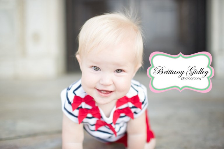 12 Month Baby | Best Family Photographers | Brittany Gidley Photography LLC | Start With The Best