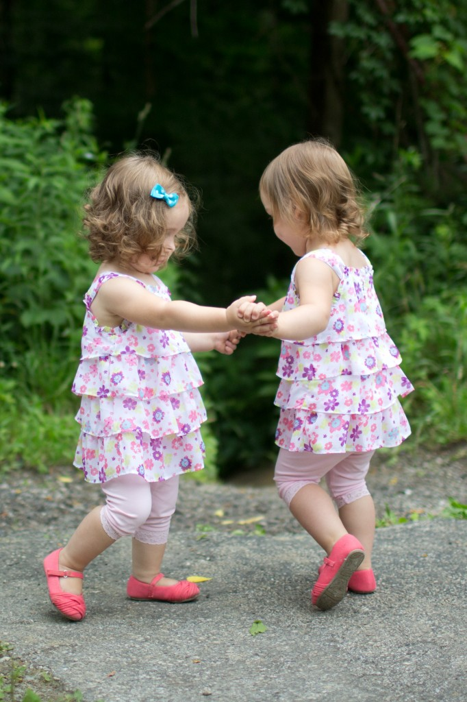 Two Year Old Twins | Start With The Best | Best Family Photographers | Brittany Gidley Photography LLC