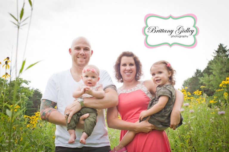 3 Month Baby | Family | Baby | Toddler | Baby Posing | Brittany Gidley Photography LLC