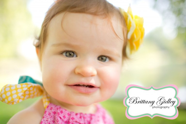 Brittany Gidley Photography LLC | 12 Month Baby  | Baby