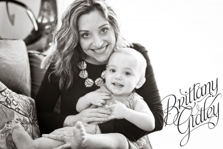 Baby With Mom | Baby Photography | 12 Month Baby | Lifestyle Session | At Home | On Location
