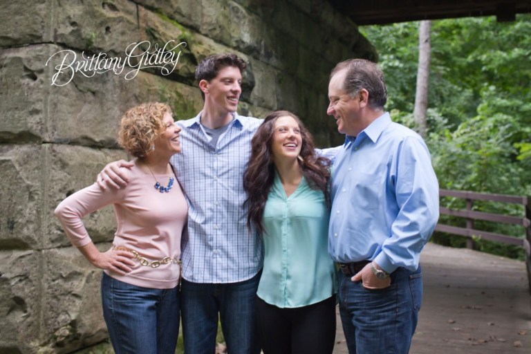 Family Session | Family Portrait | Stone | Fortier Park | Olmsted Falls | Ohio