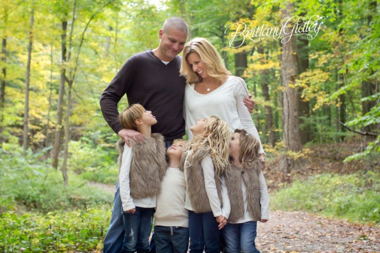 Squires Castle Family Photography | Brittany Gidley Photography LLC | Children | Family | Favorite Images | Fall | Inspiration