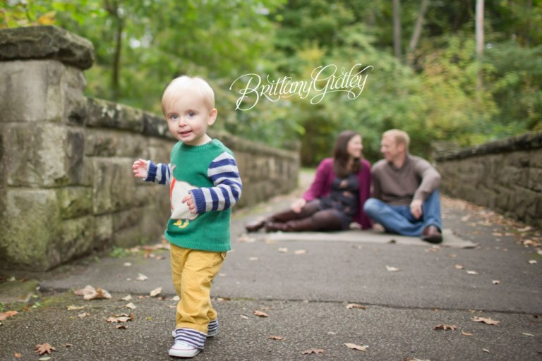 Fortier Park |Bridge | Baby | Brittany Gidley Photography LLC