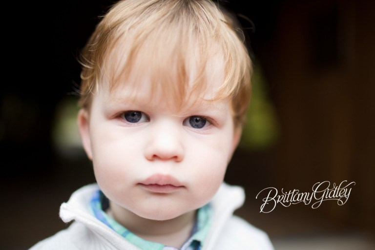 Brother | Family | Covered Bridge | Fortier Park | Olmsted Falls, OH | Brittany Gidley Photography LLC