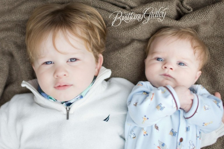 Best Family Photographer | Brothers | Siblings | Fall | Fortier Park | Olmsted Falls, OH | Brittany Gidley Photography LLC