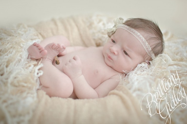 Studio Newborn | Start With The Best | Cleveland, Ohio| Pose | Newborn Inspiration | Natural Light | Brittany Gidley Photography LLC
