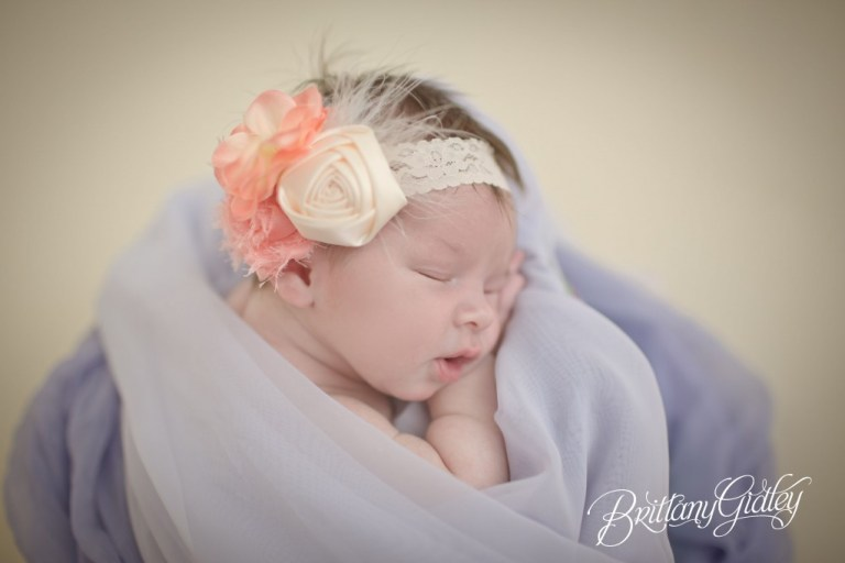 Newborn | Start With The Best | Cleveland, Ohio| Bucket | Newborn Inspiration | Natural Light | Brittany Gidley Photography LLC