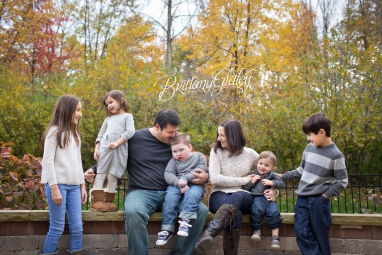 Siblings | Family | Fall | Autumn | Brittany Gidley Photography LLC