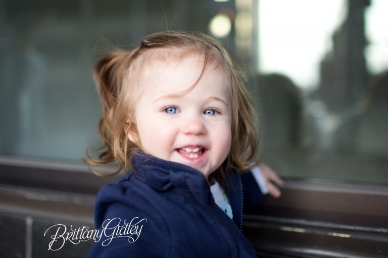 Cleveland Ohio | Little Sister | Downtown Cleveland | Ohio | Brittany Gidley Photography LLC
