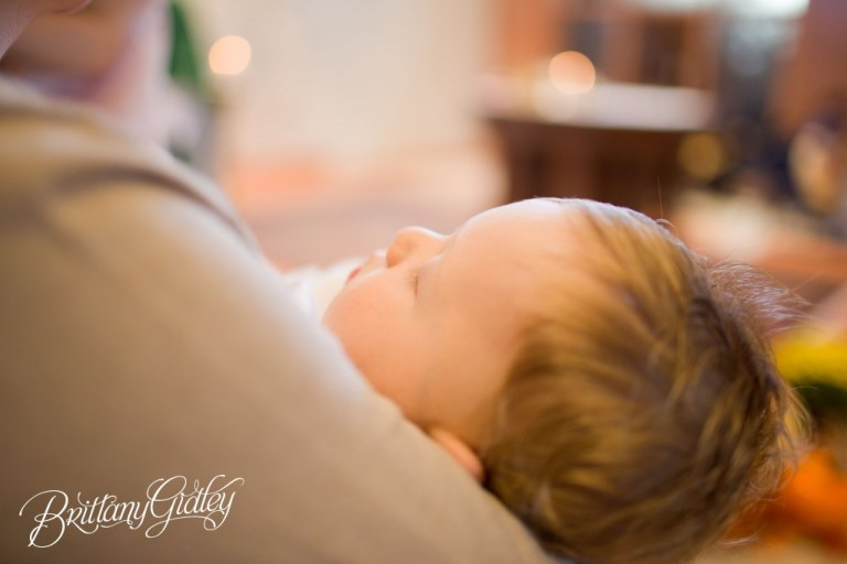 Baptism Photography | Canton, Ohio | Baptism | Start With The Best | Brittany Gidley Photography LLC