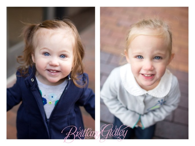 Cleveland Ohio | Little Sister | Big Sister | Sister | Downtown Cleveland | Ohio | Brittany Gidley Photography LLC