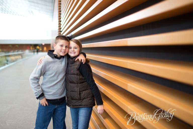 Winter Family | Winter Snow Photo Shoot | The Kulikowski Family | Cleveland Ohio | Brittany Gidley Photography LLC