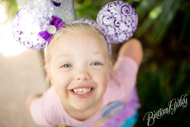 Disney World Photographer | Walt Disney World | Orlando, Florida | Happy Birthday | Princess Julia | Birthday Princess | Where Dreams Come True | Disney