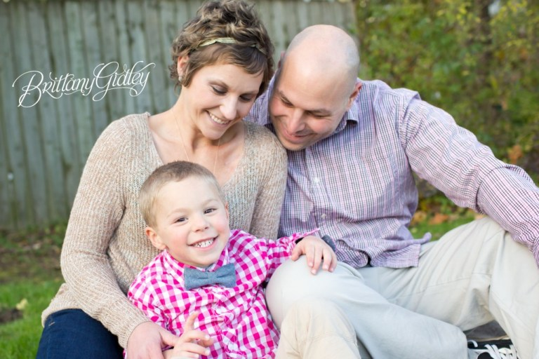 Chagrin Falls Photographer | Chagrin Falls, OH | Family | Play | Adorable | 4 Year Old | Start With The Best | Brittany Gidley Photography LLC