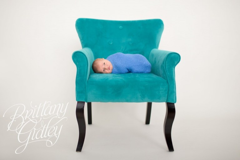 Studio Newborn Sessions | Natural Light | Photographer | Newborn Photography | Baby Boy | Brittany Gidley Photography LLC