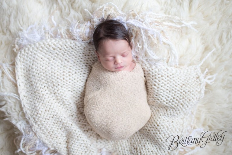 Newborn Boy | Gray | Baby Boy | Cleveland Ohio | 44114 | Start With The Best | Brittany Gidley Photography LLC