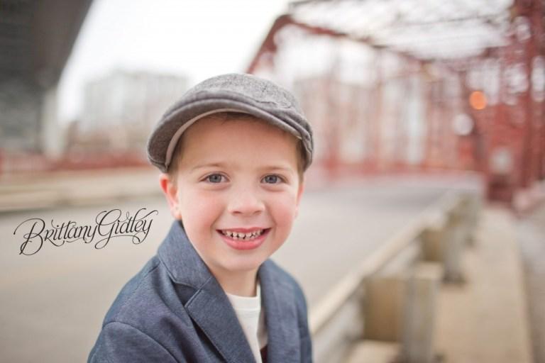 Fun Family Photography | Urban Family Photographer | Cleveland Ohio | 44114 | Brittany Gidley Photography LLC
