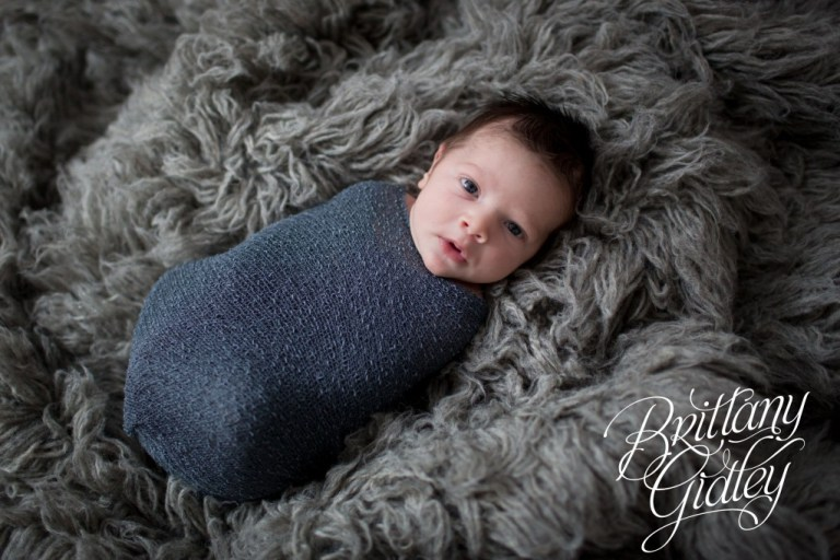 Creative Newborn | Gray | Newborn Baby Boy | Newborn Inspiration | Brittany Gidley Photography LLC | Start With The Best