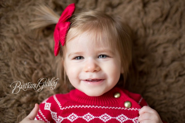 Cleveland Toddler Photography | Giggles | Toddler | Sweater | Love | Brittany Gidley Photography LLC
