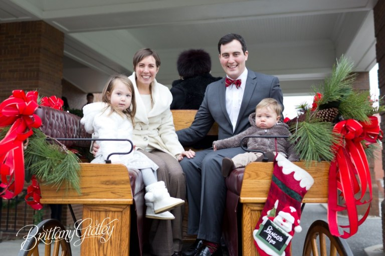 Country Club Photography | Congress Lake Country Club | Hartville Ohio | Holiday | Christmas | Brittany Gidley Photography LLC
