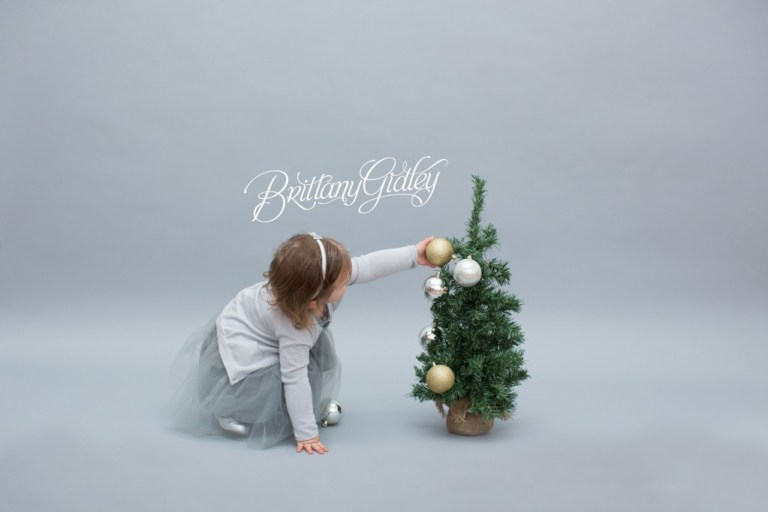 Holiday Session | 2 Years Old | Love | Mother and Daughter | Brittany Gidley Photography LLC