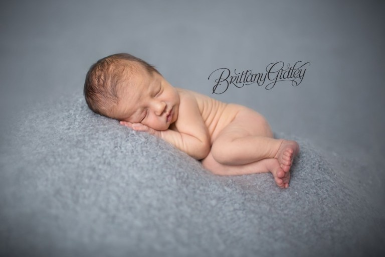 Cleveland Baby | Introducing Conner | Newborn Baby Boy | Newborn Inspiration | Start With The Best | Brittany Gidley Photography LLC