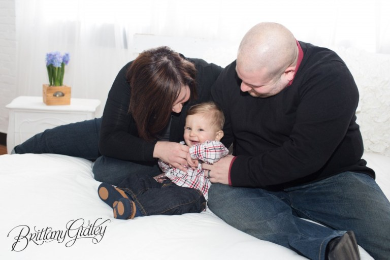 Family | Baby | Photography Inspiration | Brittany Gidley Photography LLC