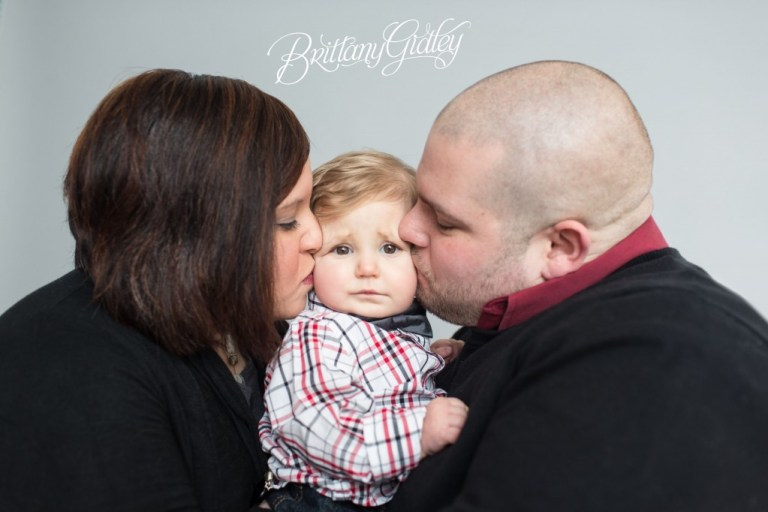 12 Month Old | Family | Baby | Photography Inspiration | Brittany Gidley Photography LLC