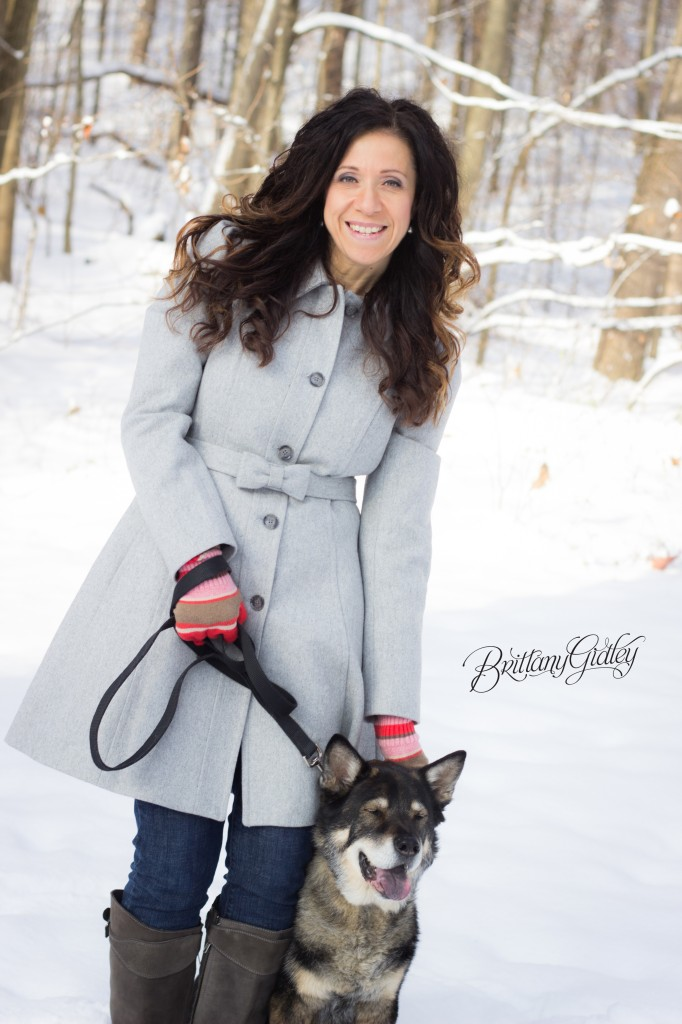 Winter Family Photography Session | Cleveland Ohio | Snow | Family Portraits
