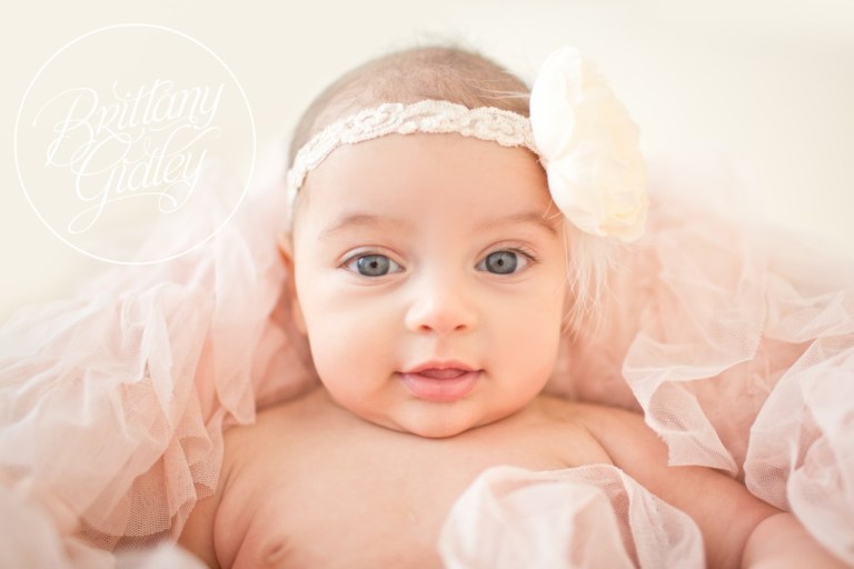 3 Months | Baby Girl | Gorgeous | Inspiration | Baby Photography | Baby Photographer | 3 Month Photos | 3 Month Photo Shoot