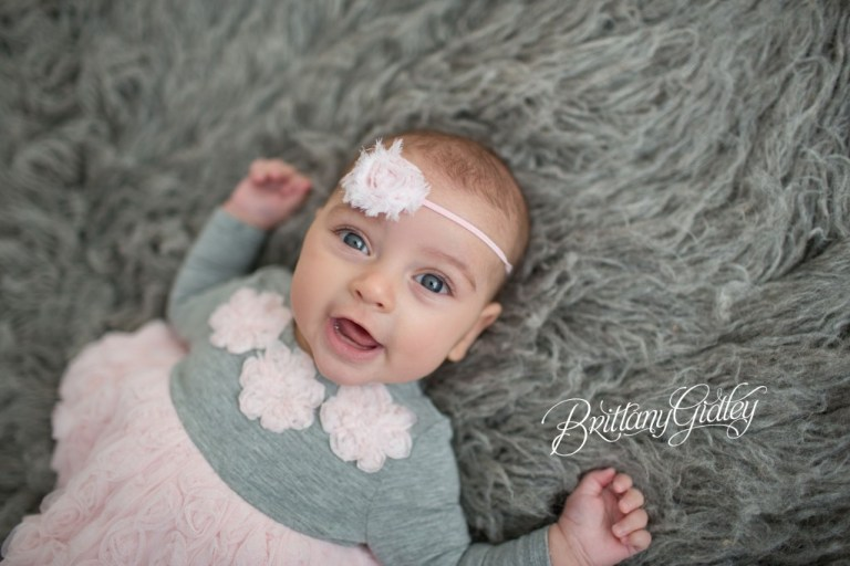 3 Month | Baby Girl | Gorgeous | Inspiration | Baby Photography | Baby Photographer | 3 Month Photos | 3 Month Photo Shoot