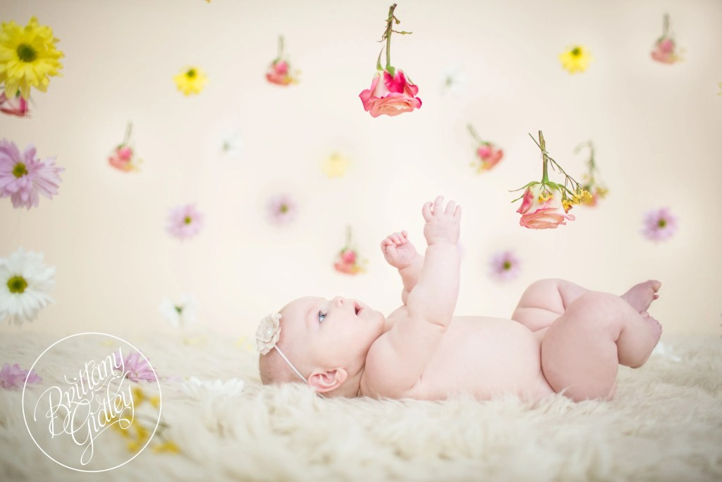 Lydia 6 Months | Cleveland Baby Photographer