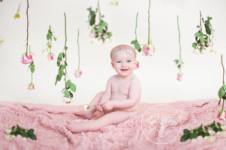 12 Month Baby Photographer | Baby Photography | First Year | Baby Photographer | 12 Month Old Baby | Cleveland Ohio