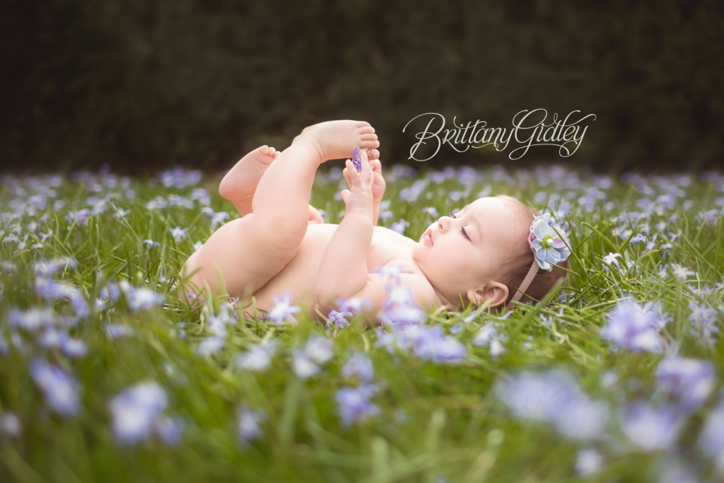Aviana 6 Months | Best Baby Photographer | Cleveland Museum of Art
