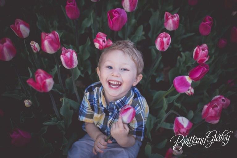 Child Photographer   Baby & Child Photography   Photographer   Tulips   Inspiration   3 Years Old   Cleveland Ohio