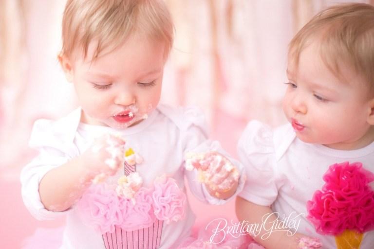 Cake Smash Photographer | Cleveland | Start With The Best | Award Winning Baby Photographer