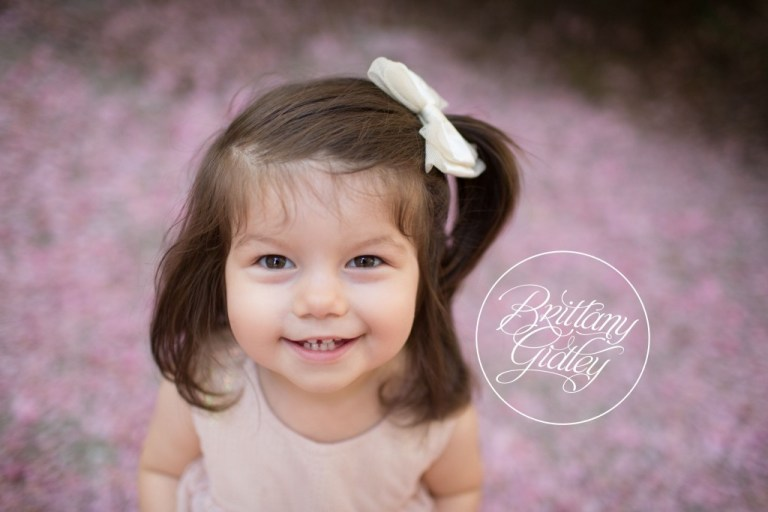 New York City Photographer | New York | NYC | Cherry Blossoms | New York City Child Photography | Start With The Best