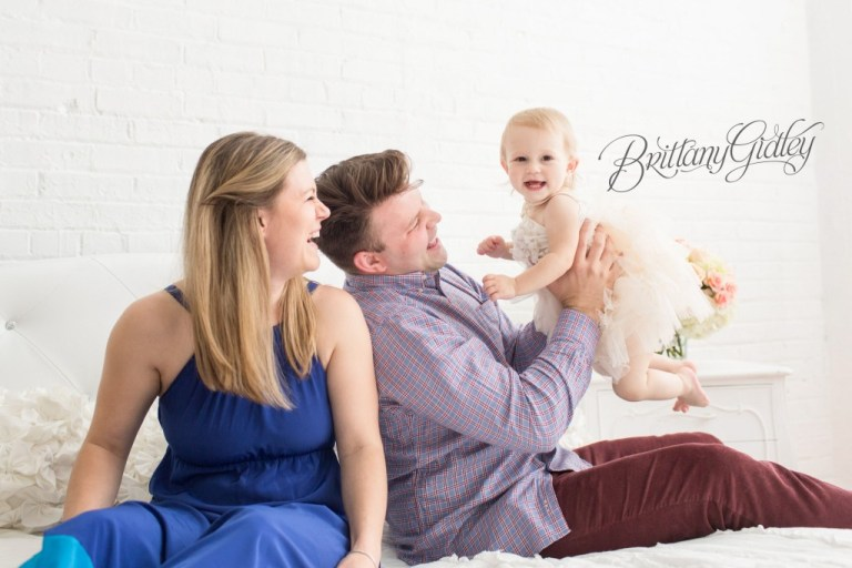 Fresh Floral | Best Family Photographer Cleveland | Family Photography | Brittany Gidley Photography LLC