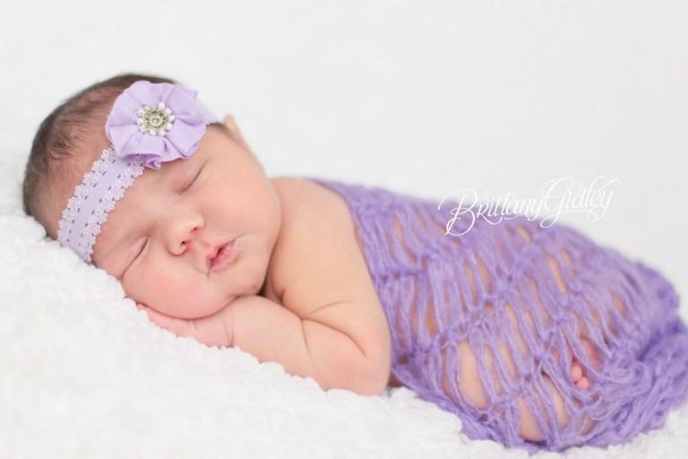 Clevelands Best Newborn Photographer | Sweet | Baby Girl | Newborn Posing | Newborn Inspiration